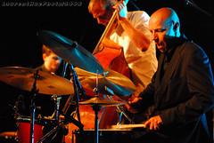 Stphane Foucher / Eric Prost Quartet (laurenthuephoto) Tags: festival drums nikon jazz bretagne quartet batteur livepics laurenthuephoto malguenac ericprost stephanefoucher