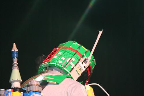 Boba Fett Helmet Lego