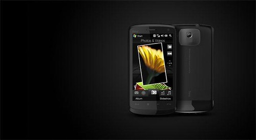 HTC Touch HD 4 t1