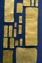 Chopped gold from the Oxus Treasure (Nickmard Khoey Historical Archive) Tags: oxus oxustreasure iran iranian persia persian persianempire imperial achaemenid wwwnickmardcom nickmard