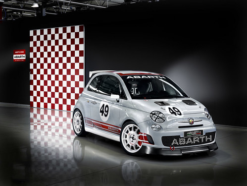 500 Abarth Assetto Corse par teamabarth