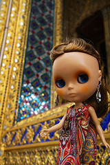 Lisa in Grand Palace
