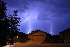 Final Storms (dmguz) Tags: arizona storm rain night monsoon bolt strike lightning sierravista azwmonsoon2008 arizonathunderstorms