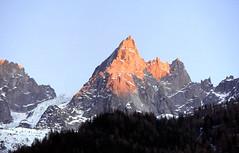 Blaitire au coucher du soleil (Yvan LEMEUR) Tags: mountain france montagne landscape paysage chamonix montblanc alpinisme hautesavoie blaitire