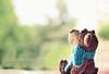 day #29/? - looking for the last rays of sunshine. (*northern star°) Tags: bear trees light sun verde green sunshine alberi scarf canon 50mm bokeh explore teddybear sole day29 luce sciarpa orso peluche northernstar orsetto explored donotsteal eos450d ©allrightsreserved lastrays northernstarandthewhiterabbit northernstar° tititu digitalrebelxsi eff18ii hmdiw pashmino sciarpino ultimiraggi usewithoutpermissionisillegal northernstar°photography ifyouwannatakeitforpersonalusesnotcommercialusesjustask