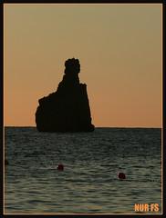 IBIZA (NUR FS) Tags: island ibiza puestadesol isla cruzadas beniras