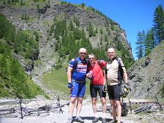 DSCN0242 (Hannibal Cycle tours / Belvedere B&B) Tags: italy holiday cycling italia mountainbike crosscountry fenestrelle valchisonemountainbike colledellefinestra alpinebiking
