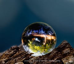 PAD 266 My Crystal Ball (Ron Box - Out of the Box Photography) Tags: pad marble crystalball