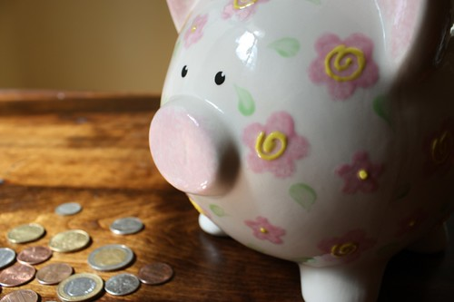 I love this Piggy Bank