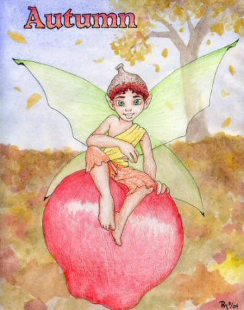 Fairy - Autumn