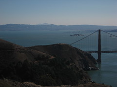 Mt. DIablo from Marin Headlands IMG_1760.JPG Photo