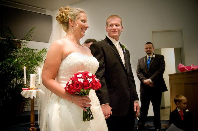 Dave & Melissa Wedding