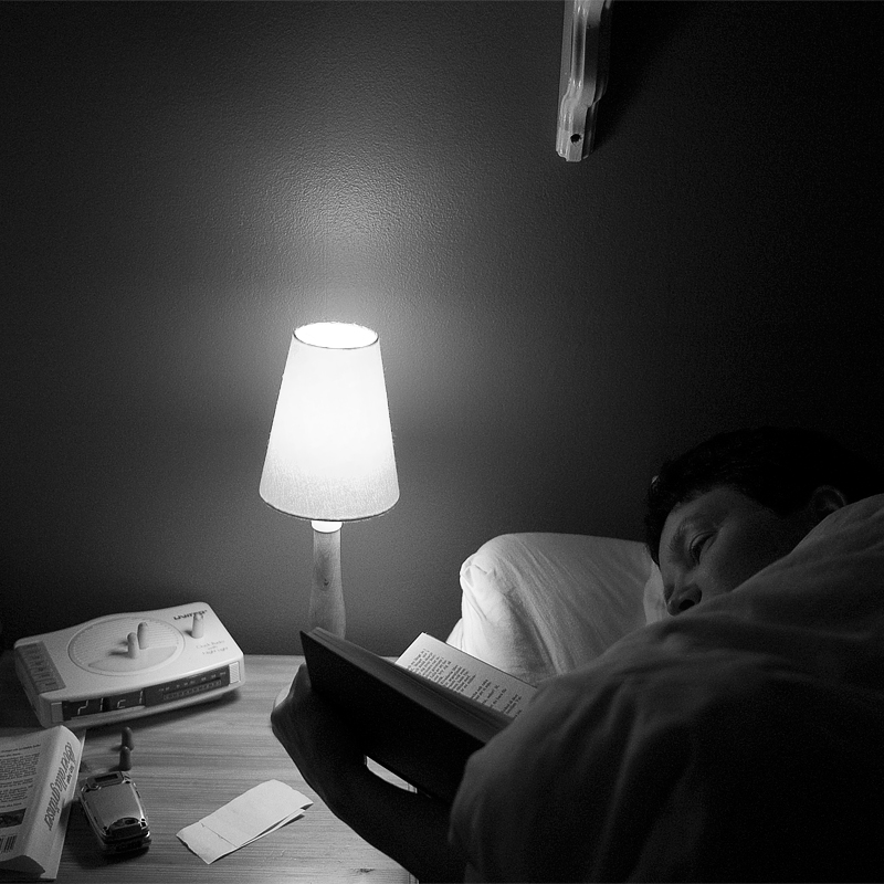 read all night long
