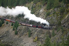 2816 (mile105) Tags: steam cpr frasercanyon 2816