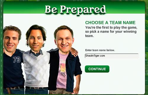 Heineken - Be Prepared