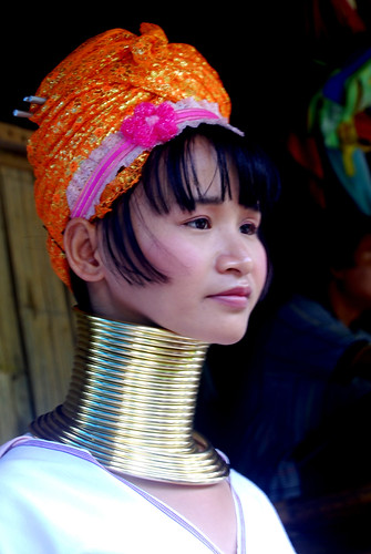 The hilltribes of Thailand