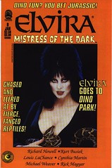 Elvira, Mistress of the Dark #9 cover