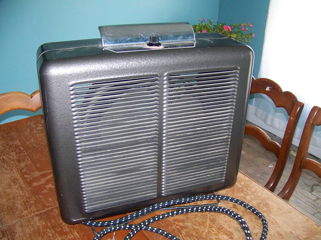 Vintage Thermador Heater