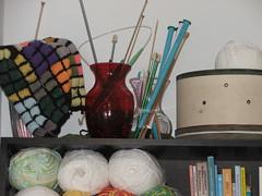 Yarn Storage (kerry_clemmensen) Tags: crochet storage yarn organize