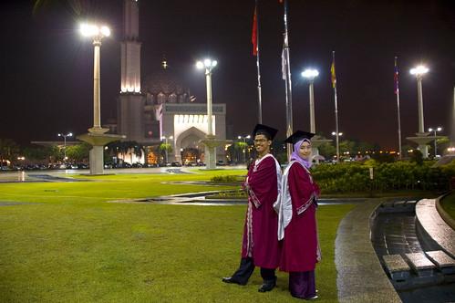 Konvo at Putrajaya