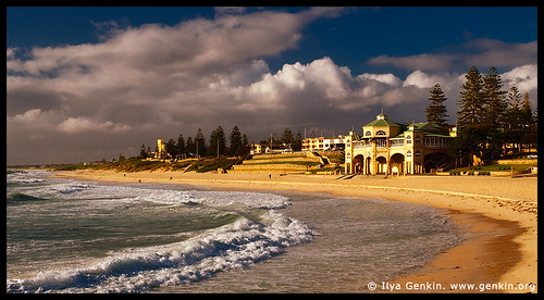The Indiana Teahouse, Cottesloe Beach, Perth, WA, Australia