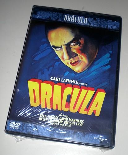 Dracula (Universal, caratula dvd)