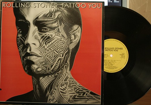 tattoo you the rolling stones by Millsy5 From Millsy5