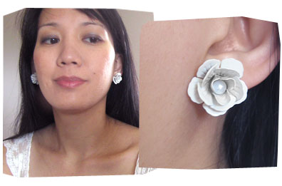Cute Flower Earring