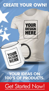 Create your own T-shirts and gifts