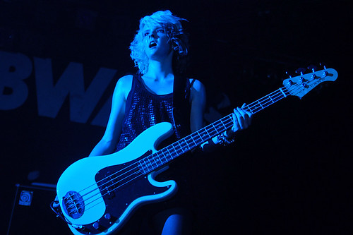 The Subways live in Hamburg