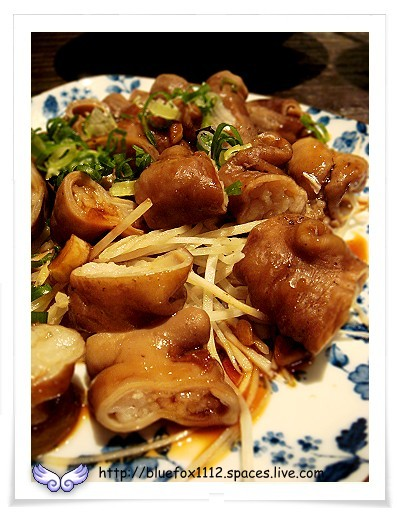 081112大隱酒食16_佐飯菜餚_滷大腸