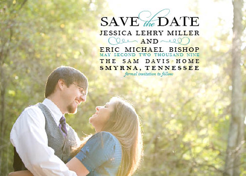 vote for your favorite save-the-date, bsb wedding