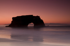Natural Bridges Sunrise - Santa Cruz, California (kendra just is) Tags: california longexposure light santacruz seascape beach sunrise landscape waves wave 1870mm naturalbridges sunsetsunrise longexposures blueribbonwinner naturalbridgesstatepark neutraldensity cokinfilters eliteimages