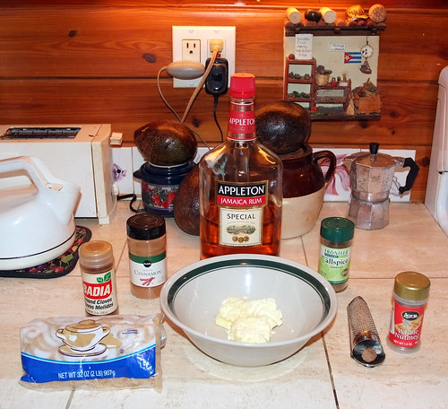 Cayobo's Cayo Hueso Hot Buttered Rum 01