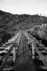 ... (Fabiana Velôso) Tags: bw minasgerais pb ponte caminhos madeira pretoebranco diamantina seguir coragem biribiri frenteafrente cachoeiradoscristais emfrente fabianavelôso