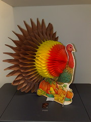 Tissue paper turkey