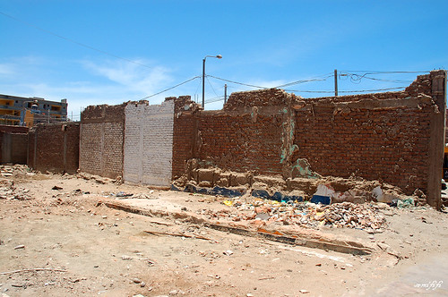 Pisco 街景