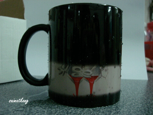 Personalized / Customized Magic Mug / Color Changing Mug