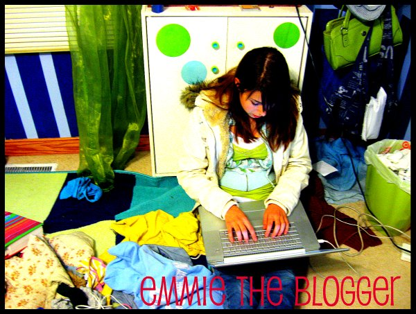 Emmie the Blogger