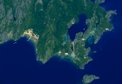 Miniloc Closeup (Storm Crypt) Tags: islands aerial resorts elnido palawan miniloc wowphilippines northernpalawan matinloc