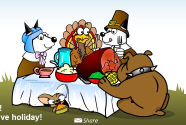 DogPile Thanksgiving 2008