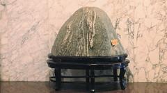montagnes chinoises 2 (lux fecit) Tags: china stone beijing lone chine pkin socle rencontresdutroisimetype iwouldliketounderstandthemeaningofthetagonthestoneifanybodycouldtellme