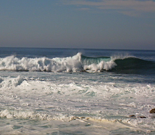 Carmel Point surf, November 29, 2008