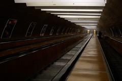 Rolltreppe - U-Bahn