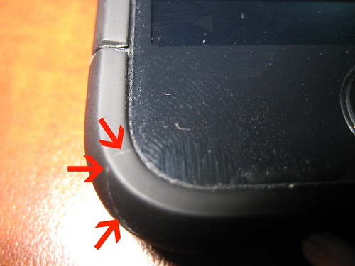 Incase Slider for iPhone Cracks - Again!