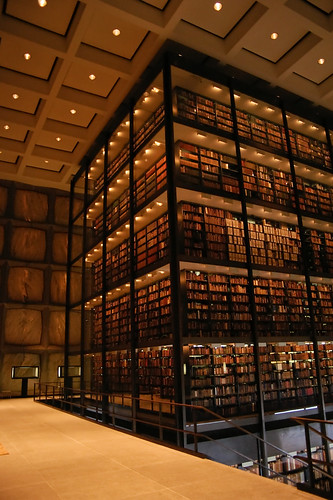 Twm Beinecke Rare Book And Manuscript Library