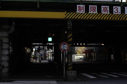 銀座~新橋・ガード下