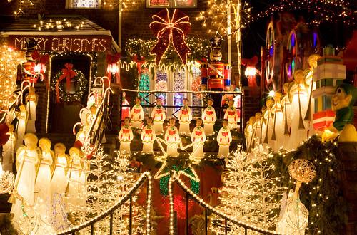 Flickriver: Photoset 'Christmas lighting' by halmorgan
