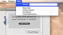 blogo bookmark