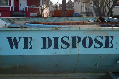 We Dispose